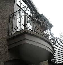 Ferforje Balkon Korkuluk Modelleri,